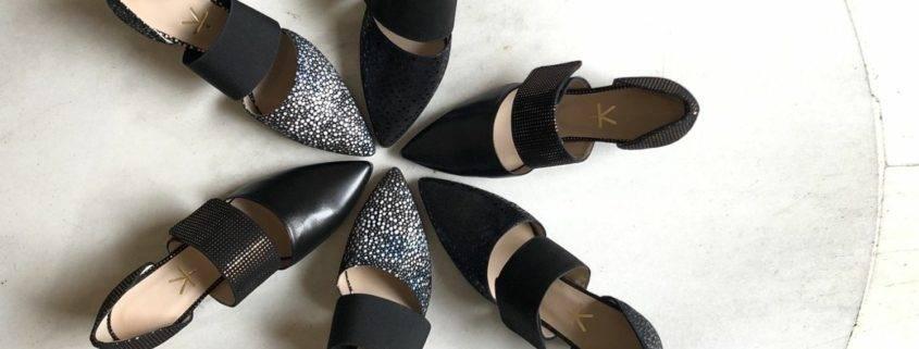 Zapatos de mujer de tacón medio by 5yMedio