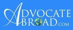 Advocate Abroad logo