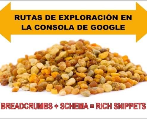 Breadcrumbs + Schema = Rich Snippets