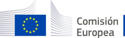 Comisión Europea - Logo - Mobile