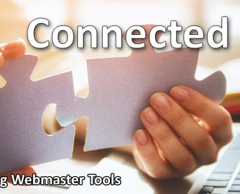 Connected Pages: tutoriales Bing Webmaster tools