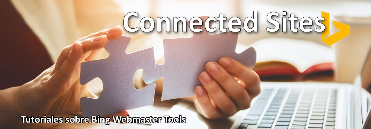 Connected Pages de Bing Webmaster Tools