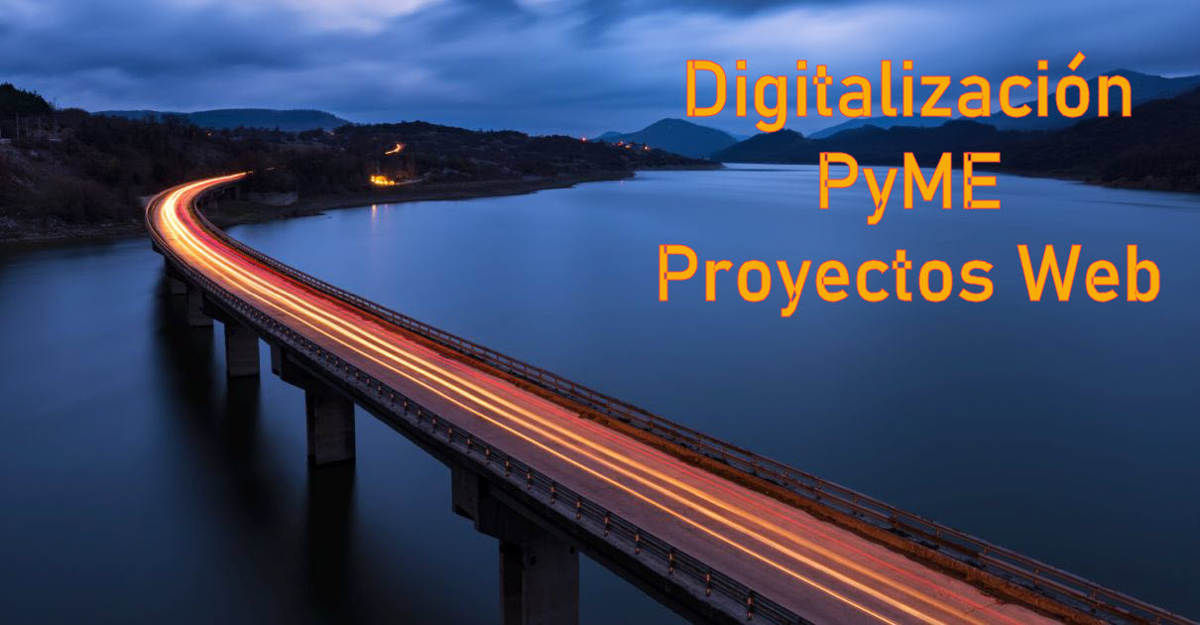 Digitalización PyME - Proyectos web integrales - ES