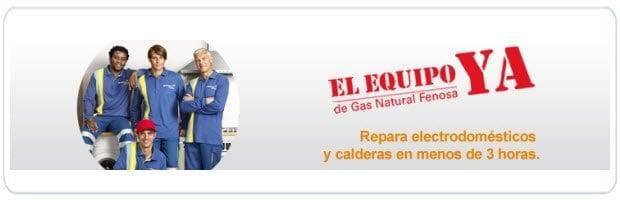 Reparación de calderas y electrodomésticos en 3 horas - Consultoría SEO Fatwire