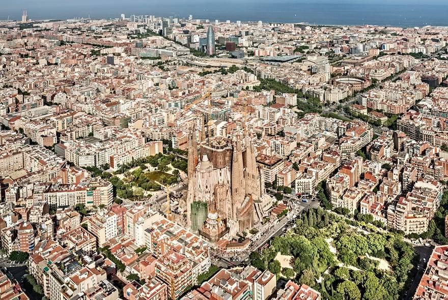 Migració Web de la Basílica de la Sagrada Família a Barcelona