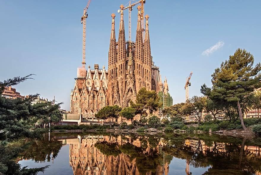 Projecte web Sagrada Família