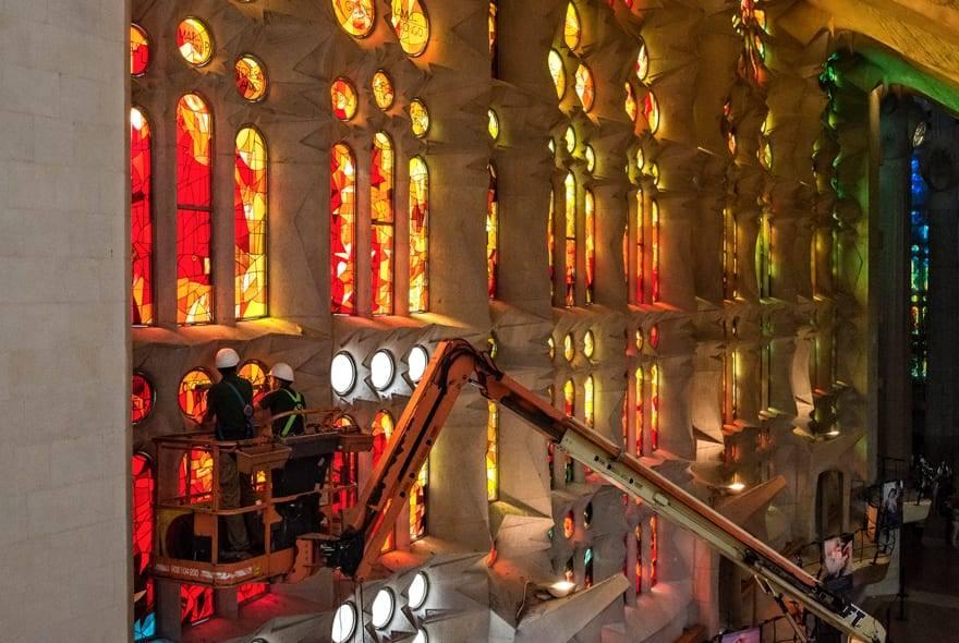 Projecte migració web SEO Sagrada Família
