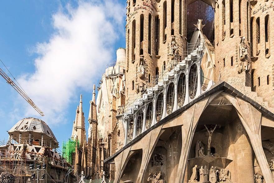 Migració web Sagrada Família