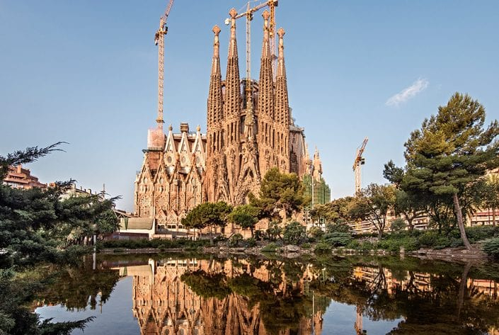 Migración web Sagrada Familia - WordPress