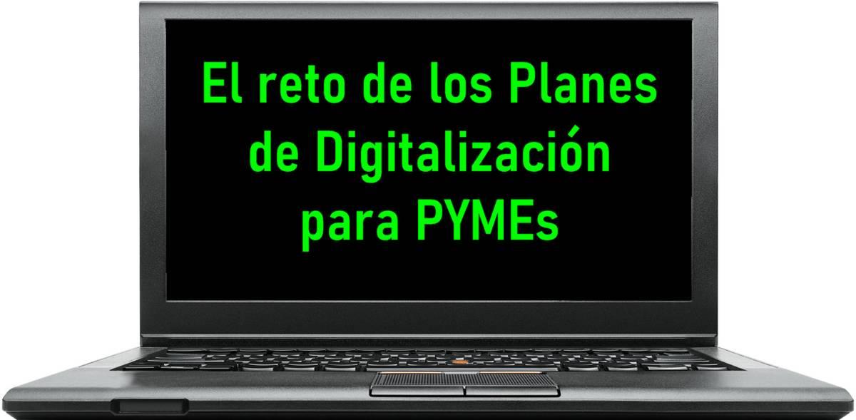 Creación de webs y Marketing Digital con el Plan de Digitalización PYMEs 2021-2025