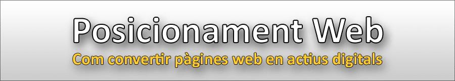 Posicionament web pel creixement empresarial
