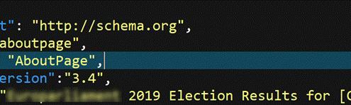 script JSON-LD Schema - Fragmento