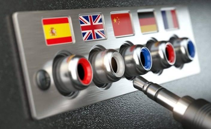 Segmentación internacional de sitios web