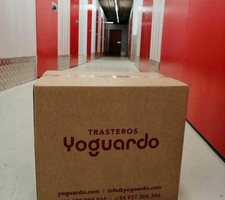 Self-storage Barcelona YoGuardo