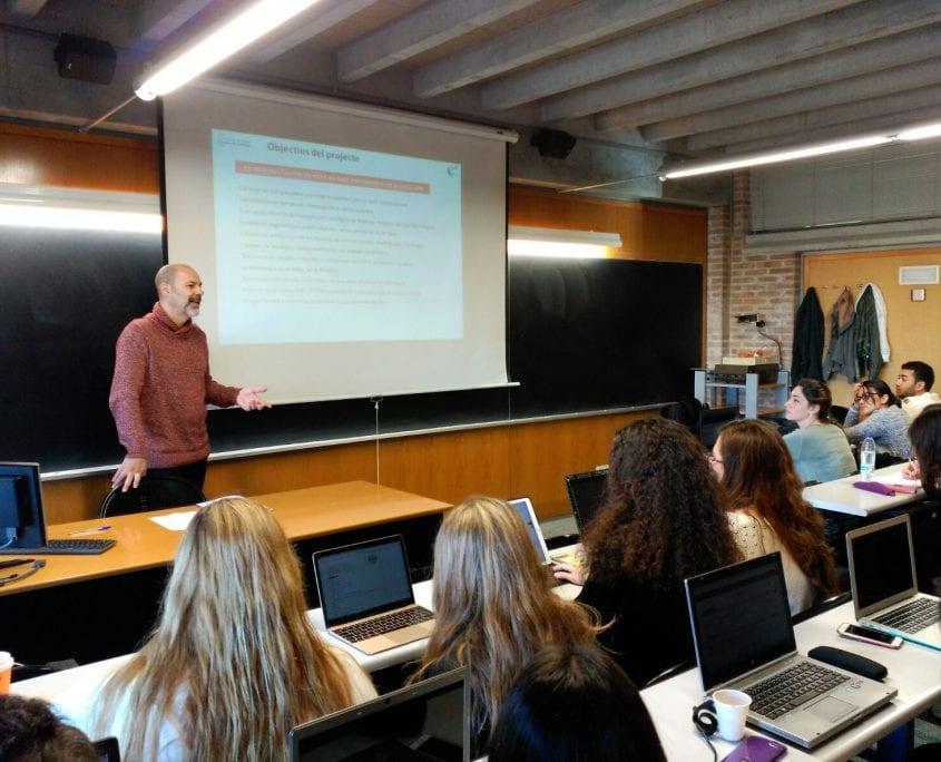 SEO Freelance - Talleres universitarios de estrategia seo en webs de destinos turísticos