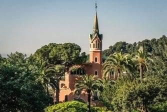 Casa Museo Gaudí - Vista general