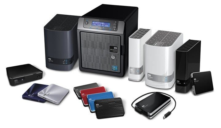 WD Products World Wide