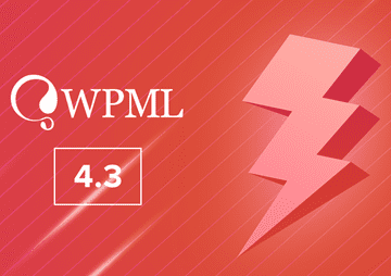 WPML 4.3 Wordpress multiidioma